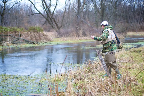Fly Fishing Getting Started - Spring Creek Winter Flies