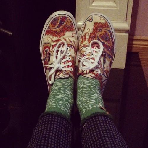 bec58148d8 Wearing the  avocaireland socks my girl  teelydon got me for Xmas! Prints  please