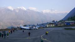 Port lotniczy im. Hilary Tenzing w Lukla