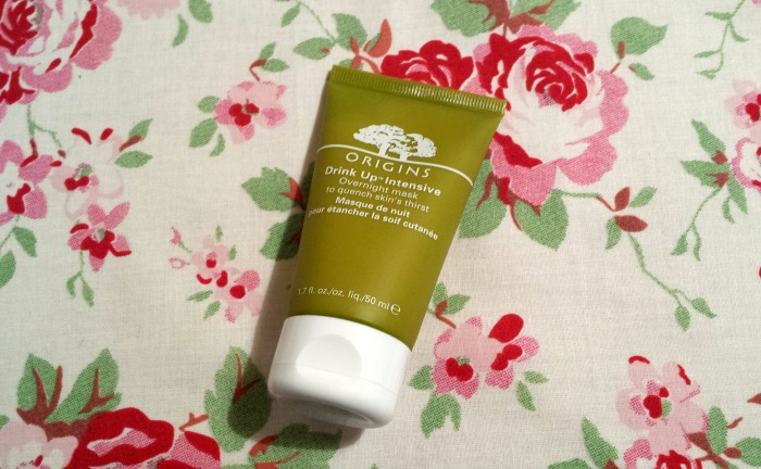 Origins Drink Up Intensive Overnight Mask Review