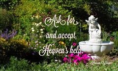 Ask for, and accept, Heavne's help.