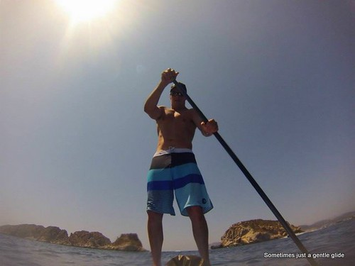Stand up Paddle, Tenerife