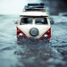 Head above water by Kim Leuenberger