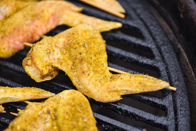 Spicy  Cumin Chicken Wing