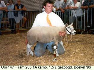 Ooi 147 en Ram 205 - 1996