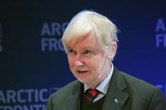 Finnish Foreign Minister Erkki Tuomioja