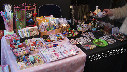 Clutter City Stall (Winter) #1