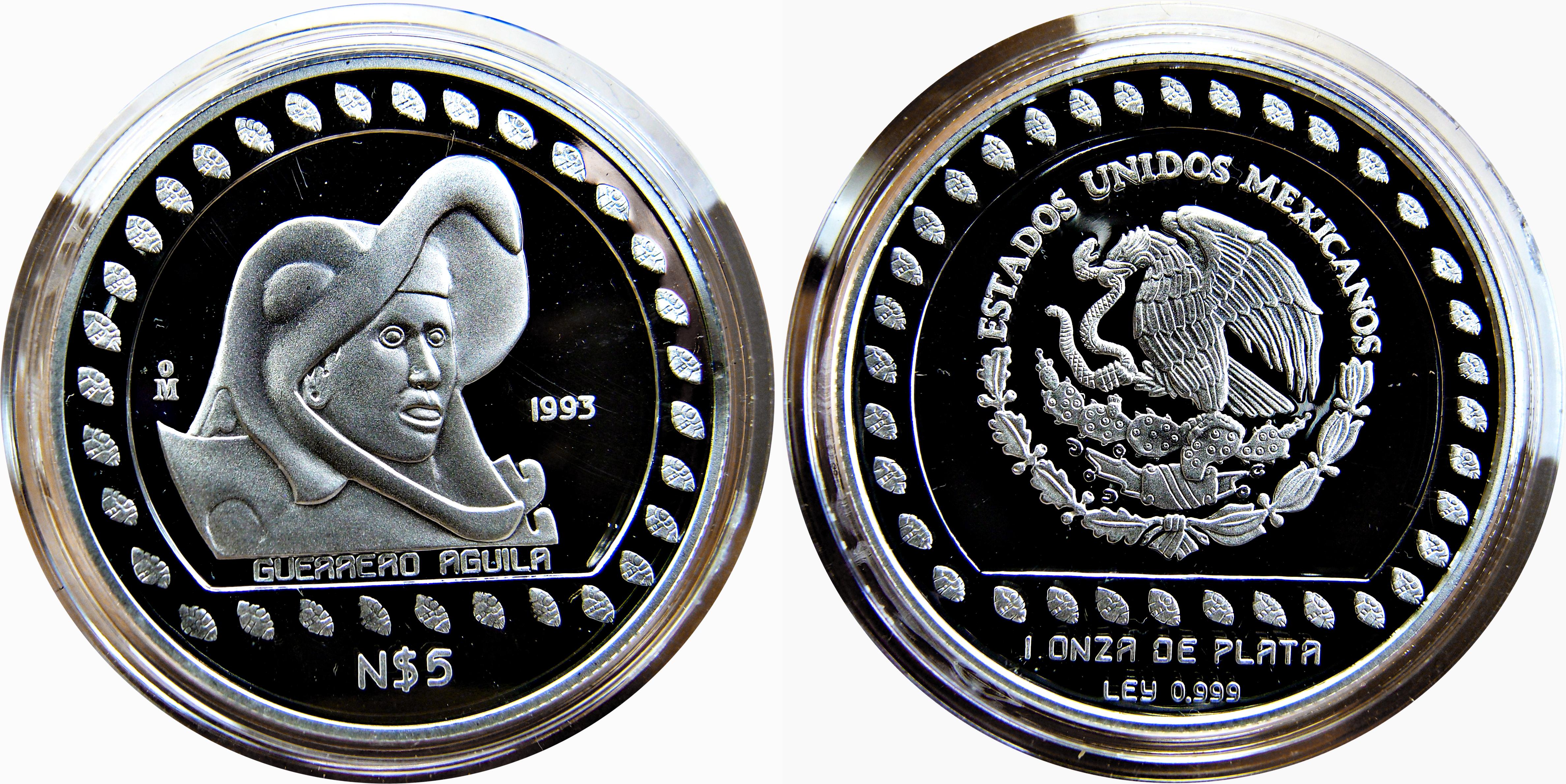 Colección Precolombina de onzas de plata del Banco de Mexico 12124528026_680de55dbd_o