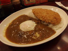 meal, curry, tonkatsu, japanese curry, food, dish, soup, cuisine,