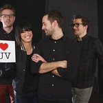 Thu, 30/01/2014 - 1:45pm - Phantogram live in Studio A at WFUV on 1.30.2014