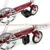 300-123 Carry2014- CarryMe STD 8單速折疊小輪車 (莓果紅)2014-5