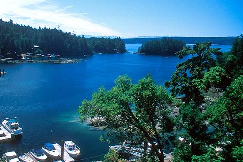Secret Cove, Sechelt Peninsula, Sunshine Coast, British Columbia, Canada