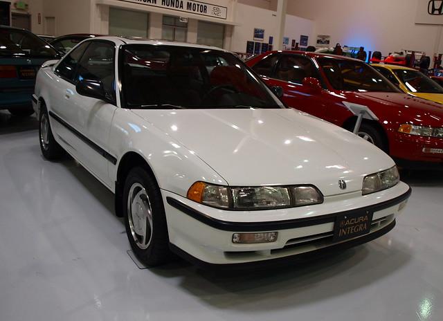 1991 Acura Integra GS coupe