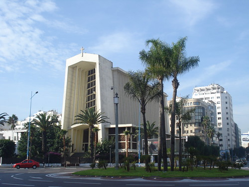 Catholic Church of Casablanca