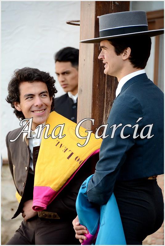 Héctor Gabriel y Fernando Berenguer