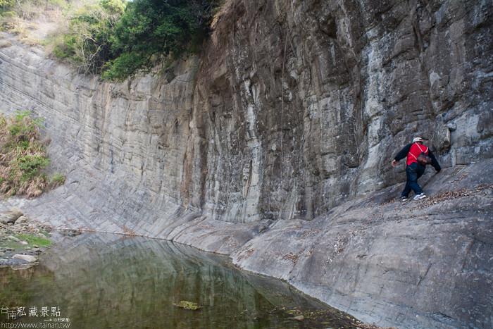 台南私藏景點--關山無名山谷 (9)