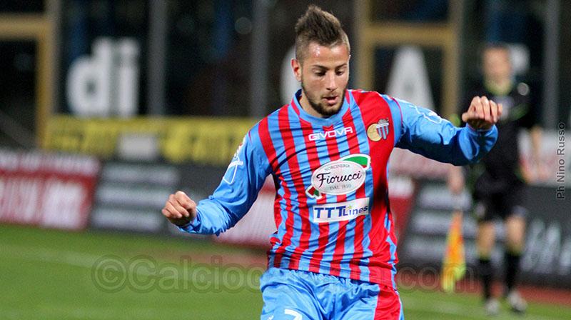 Francesco Fedato, in rossazzurro dal gennaio al giugno 2014