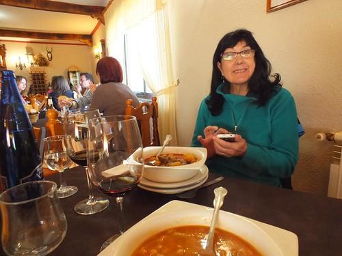 Viejo Camino, Pandorado, Restaurante Resthy
