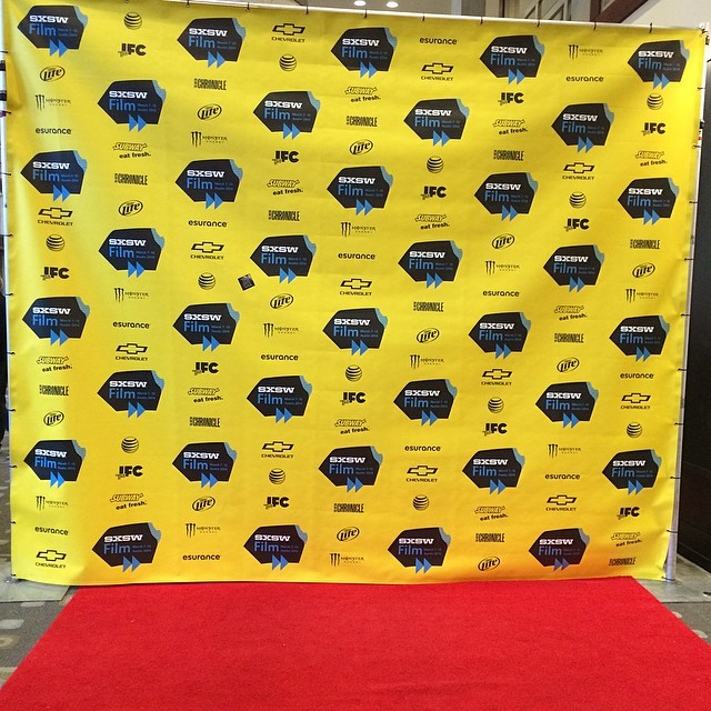 Place the next Superstar here ... #sxsw #sxswfilm