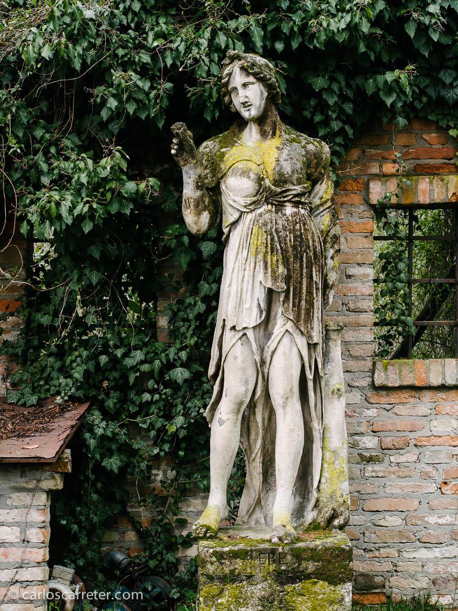 Jardín de Villa Widmann