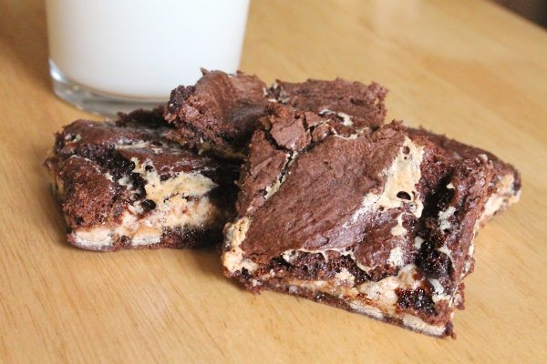 Peanut Butter & Choclate Brownies