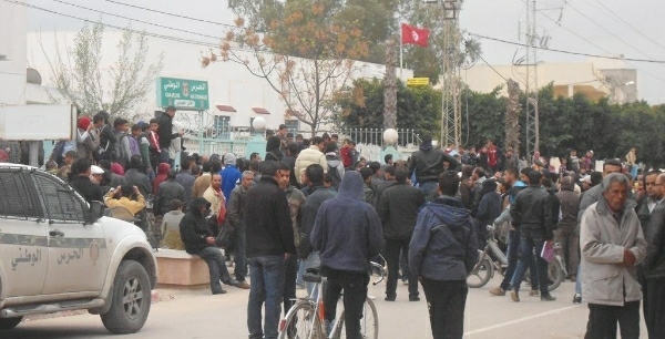 Authorities Arrest 11 Near Monastir, Sparking Protests