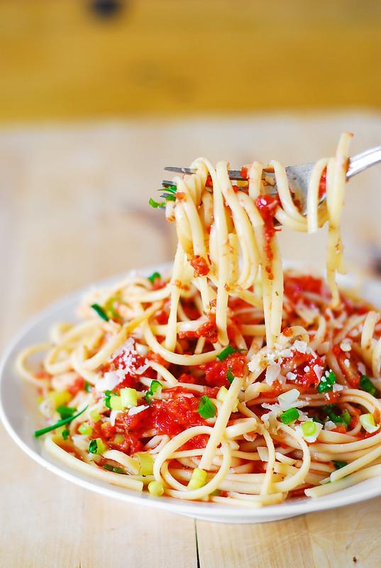 how to cook seafood marinara sauce
