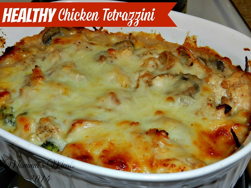 Healthy Turkey Tetrazzini (8)