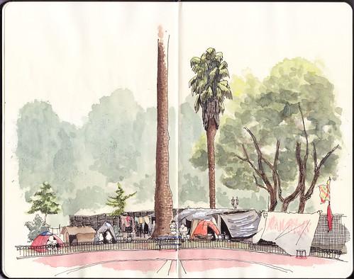 Alrededor de Plaza de Mayo / Around Plaza de Mayo: