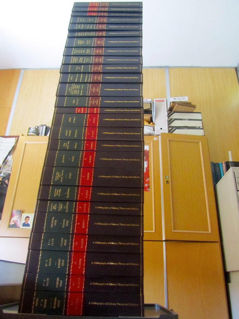 La Bibliografía II
