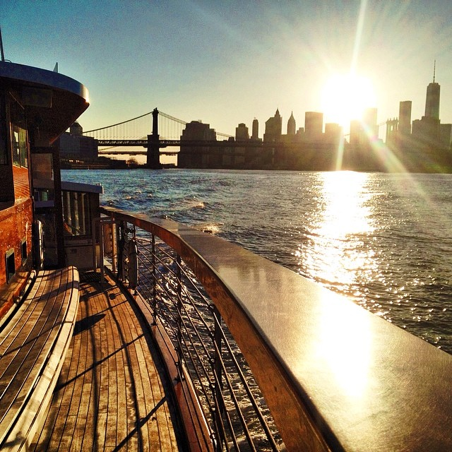 Loved our sunset cruise with @ClassicHarbor tonight! #Manhattan tour is highly recommended! #nyc #cruise #tour #nycadventure #nyctour