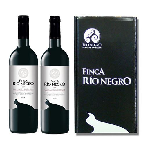 Vinos de Finca Río Negro.