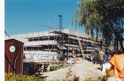 Uitbreiding Beekvliet 1994
