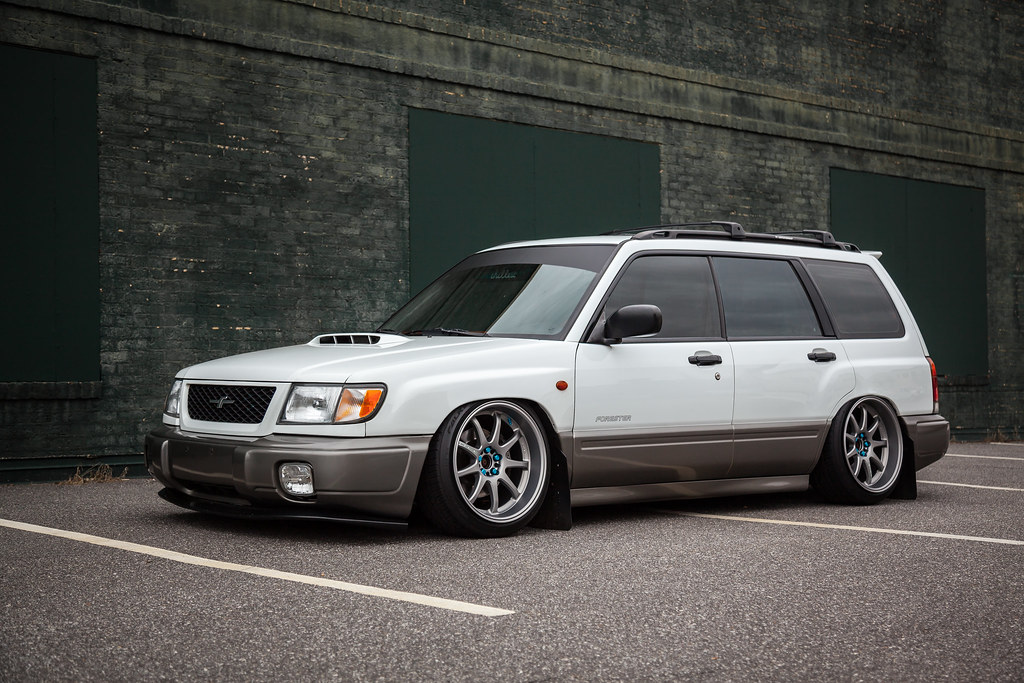 FS: (For Sale) NC: 2000 Subaru Forester WRX Swapped and ...