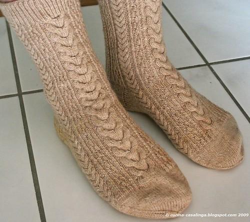 Socken klein copyr
