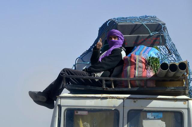 La forma más fresquita y barata de viajar