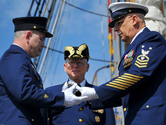 CMC Cantrell takes over as Silver Ancient Mariner - 1