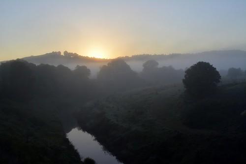 mist fog creek sunrise landscape dawn countryside stream australia nsw northernrivers teraniacreek rurallandscape morninglandscape blakebrook streamscape