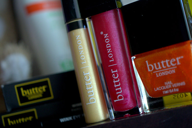 Butter LONDON Cosmetics