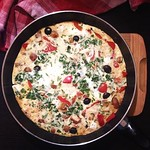 omelette greek style