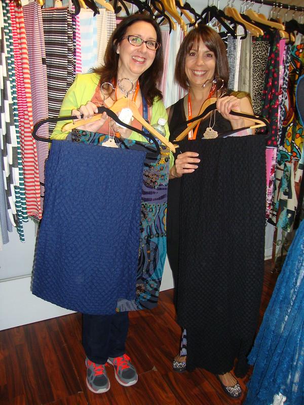 Lisette and Sharon