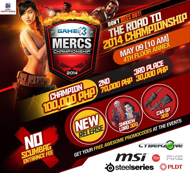 MERCS CHAMIONSHIP POSTER.