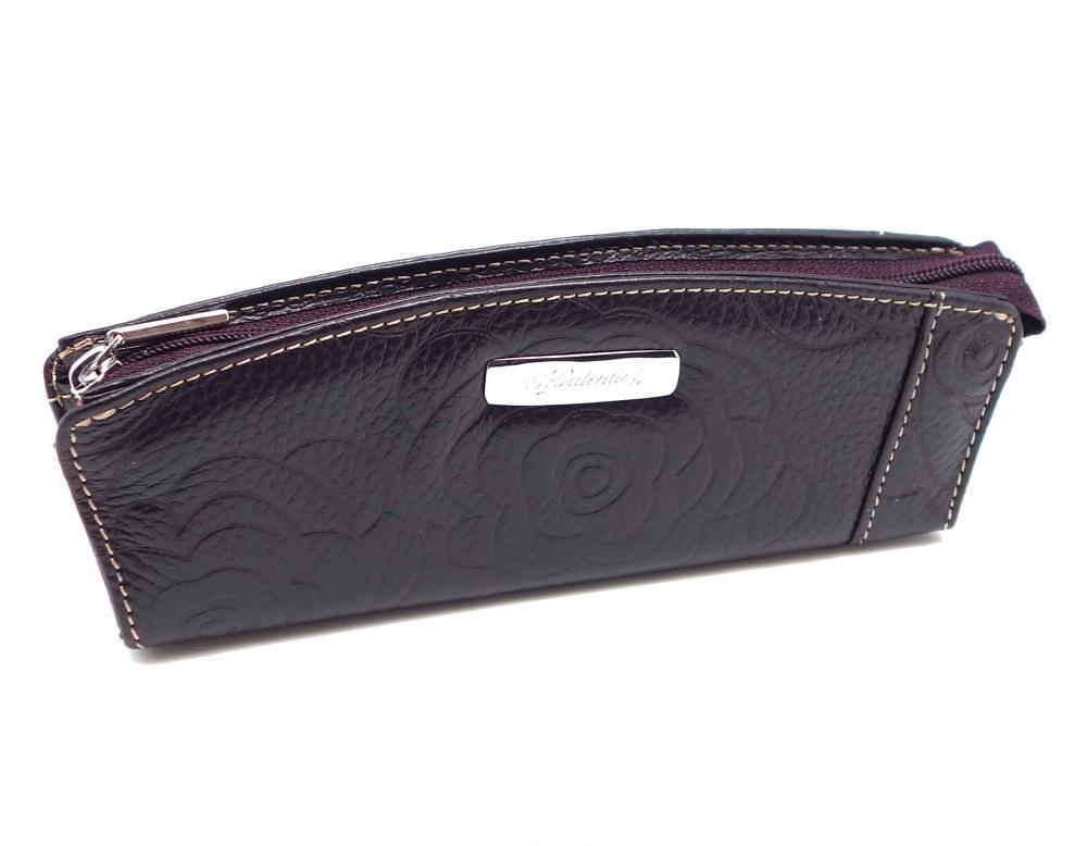 Женский кожаный очечник, коллекция СВ 3187