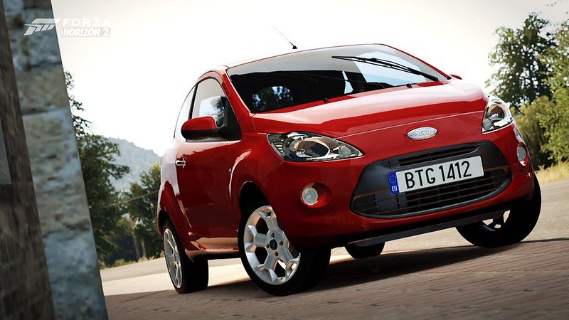 2011 Ford Ka