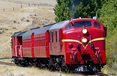 Weka Pass Railway.