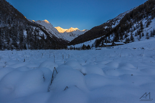 winter italy mountain snow cold sunrise canon landscape view top ngc valley neve