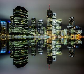Brisbane Reflection