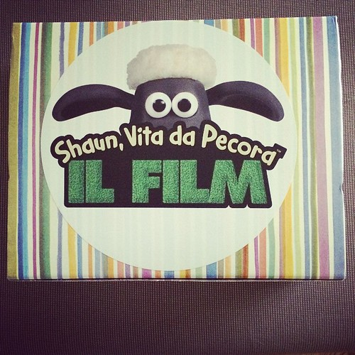 In the mail:) È arrivato qualcosa:) #shaunvitadapecoraknittingwork