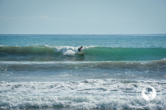 Surfing Dominical Costa Rica