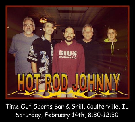 Hot Rod Johnny 2-14-15